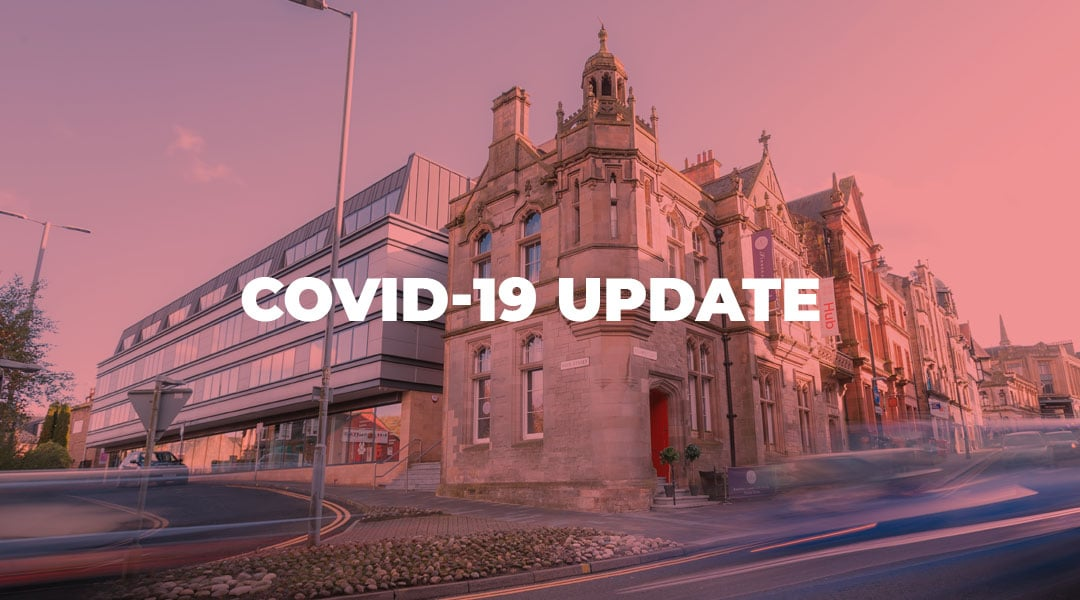 COVID-19 FBH News Update - Falkirk Business Hub