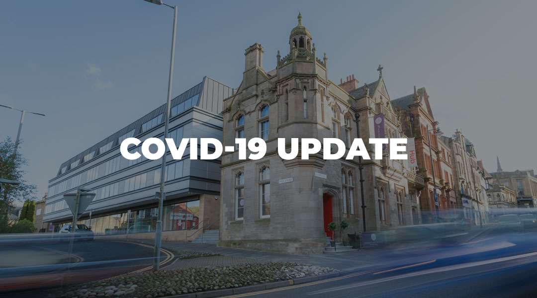 COVID-19 FBH News Update - Falkirk Business Hub