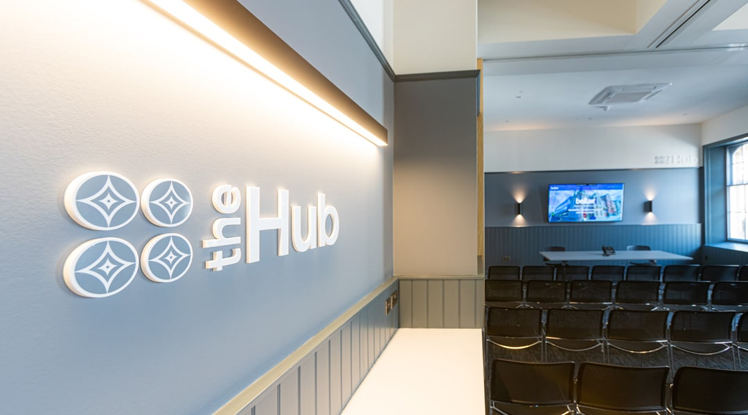 The business space and services on offer at Falkirk Business Hub are all provided to the highest standard and we are passionate about excellent client experience and satisfaction.