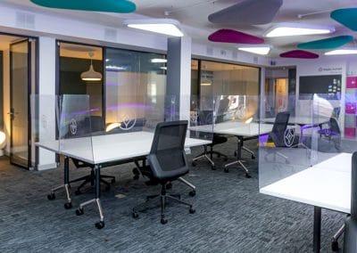 Hublounge & Meeting rooms