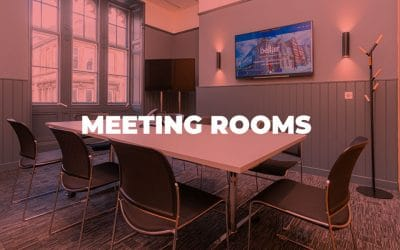 Offer extended !- 50% off Meeting Room Hire in October