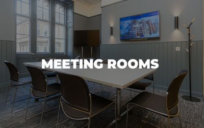 Offer extended! 50% off Meeting Room Hire in September